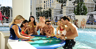 Caesars-Palace-Fortuna-Pool.Swim-Up-Blackjack