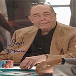 Gambling Legend Doyle Brunson