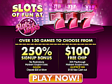 Slots of Vegas Casino Screenshot