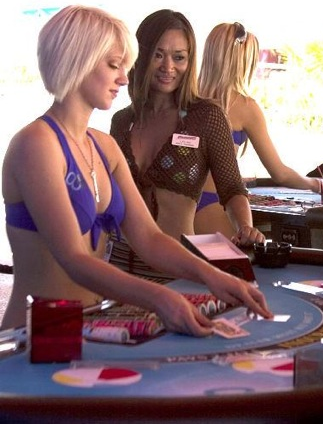 Stratosphere Poolside Gaming