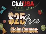 ClubUSA Casino Screenshot