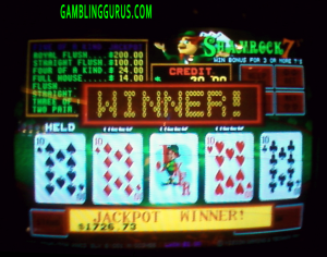 Video gambling 7s best table game to win at casino