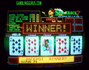 Shamrock7's Progressive Jackpot Win $1726