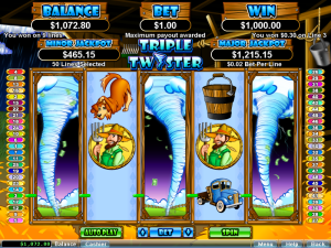 Bonus Video Slots