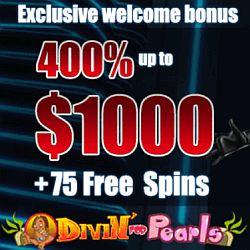 Mission2Game Casino Exclusive Welcome Bonus
