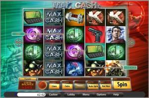 Max-Cash-Video-Slot-Screenshot
