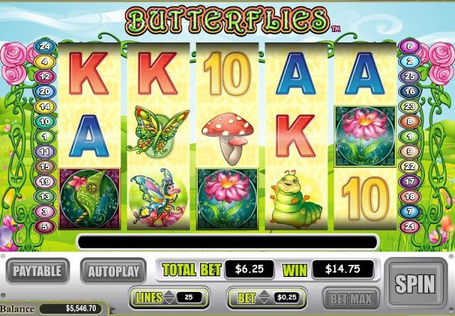 Butterflies Slot