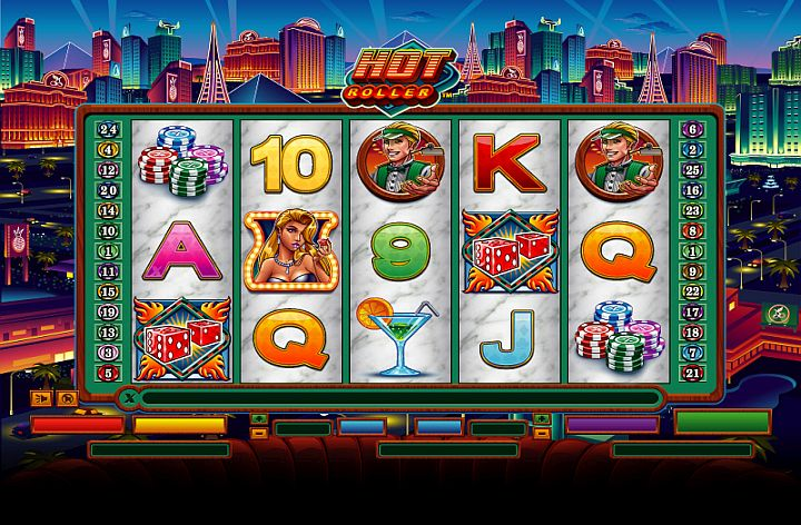 slot game online dice and roll