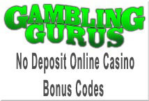 No Deposit Casino Bonus Codes