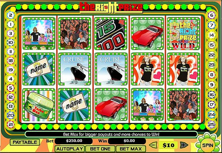 The-Right-Prize-Video-Slot-Game-Screenshot