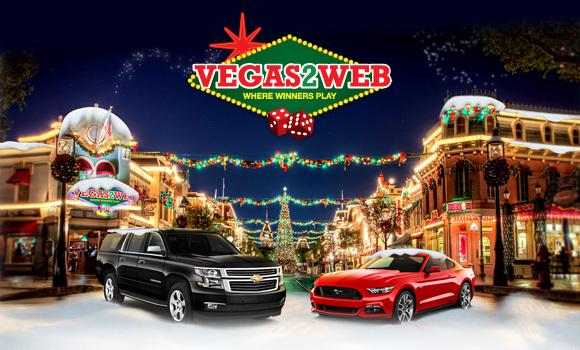 Vegas2Web Christmas Promotion 2015