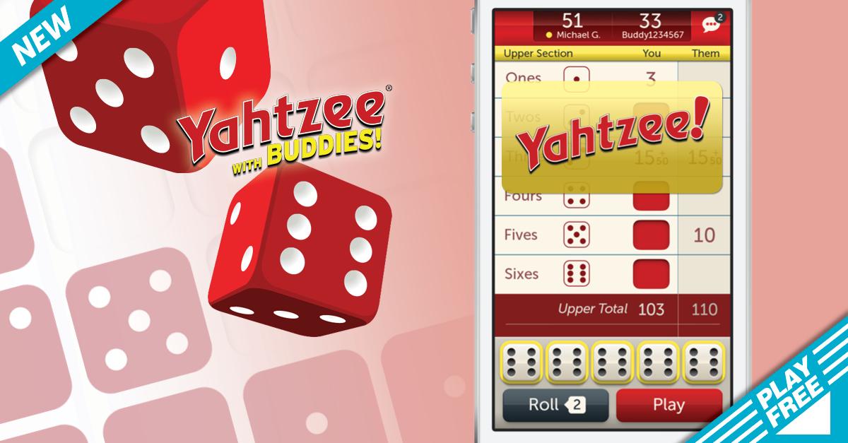 Yahtzee with Buddies
