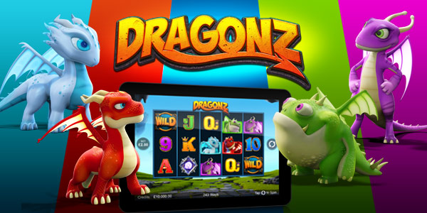 Dragonz Video Slot