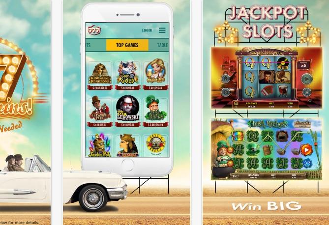 The 777 Casino app