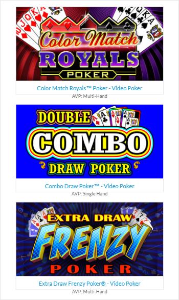 IGT Poker Games