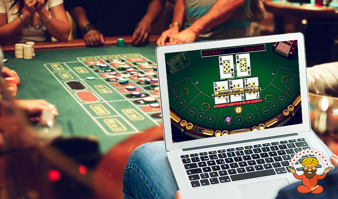 What are the differences between Live Casino and Video Table Games?